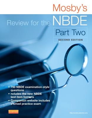 Mosby's Review for the Nbde By Mosby (COR)